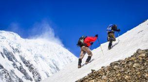 Trekking no Everest