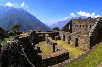 Choquequirao – outra cidade perdida dos Incas