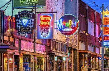 """Nashville, New Orleans e Memphis: O """"Triângulo da Música"""" é também """"berço do rock"""""""