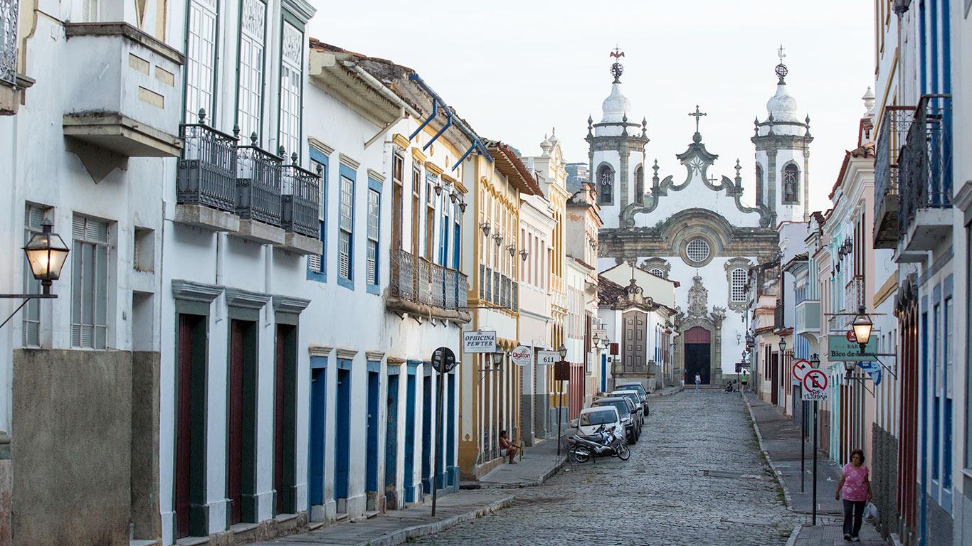 Inhotim e as Cidades Históricas - vivencie passado, presente e futuro em Minas Gerais