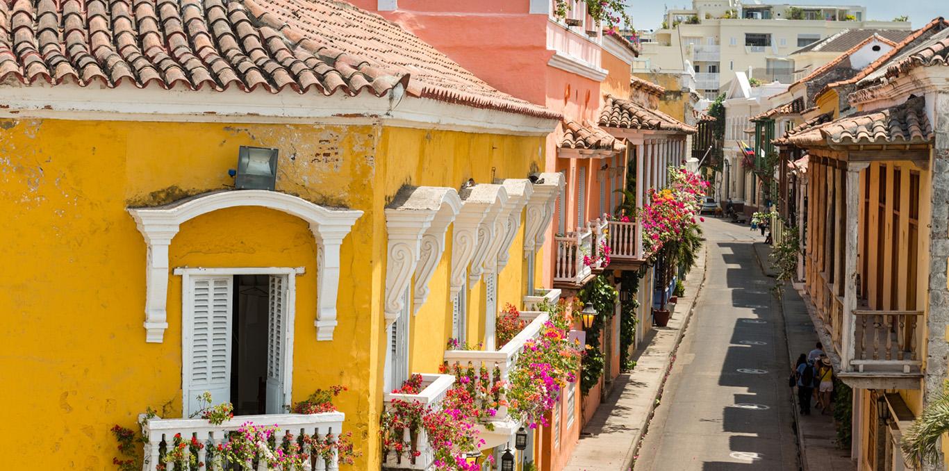 A preciosa Colômbia