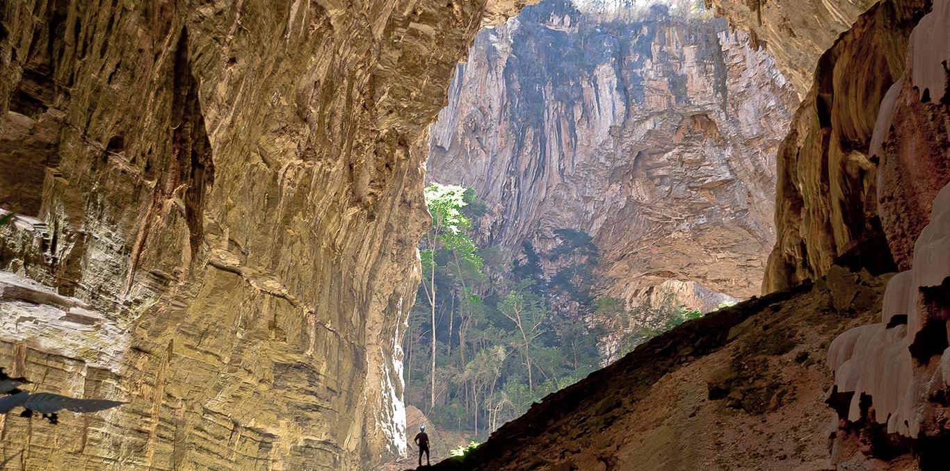 Cavernas do Peruaçu: um destino novo e especial para amantes de natureza