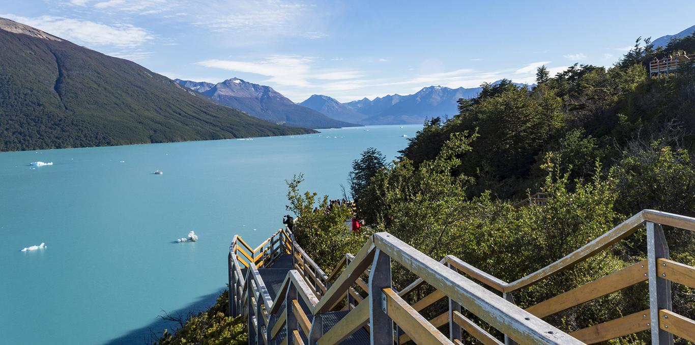 O Poder do Glaciar Perito Moreno