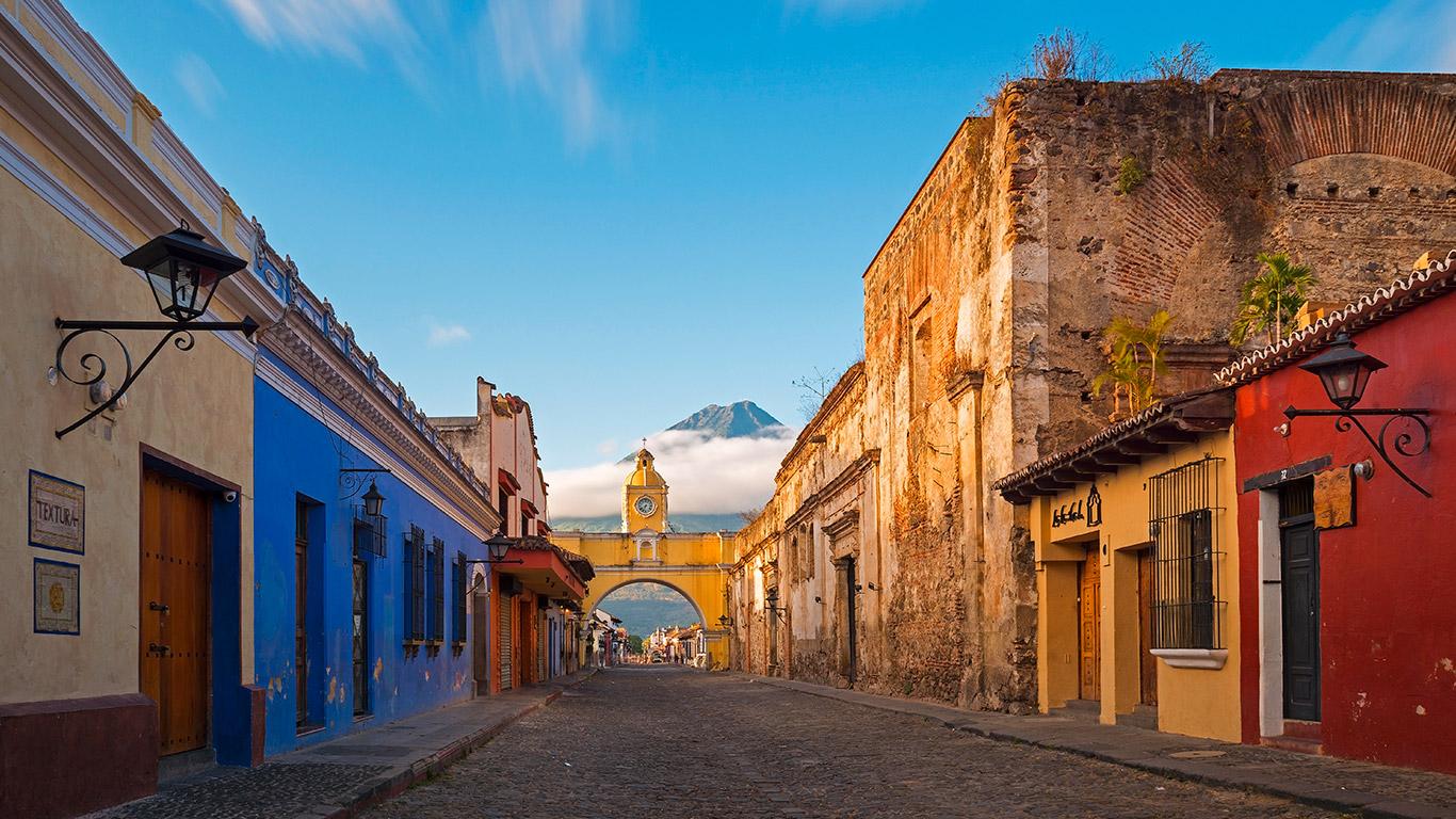 Guatemala: a cultura Maia em meio a paisagens de rara beleza
