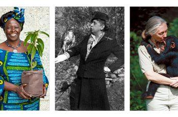 Guardiãs do Planeta – 15 mulheres ambientalistas que você precisa conhecer