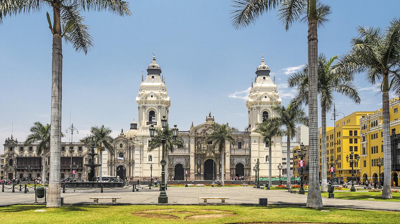 O Peru além de Machu Picchu (parte I)