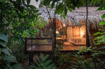 Lodges ampliam o contato do viajante com a natureza unindo sustentabilidade e conforto