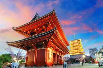 Desvendando o Japão para os Jogos de 2020